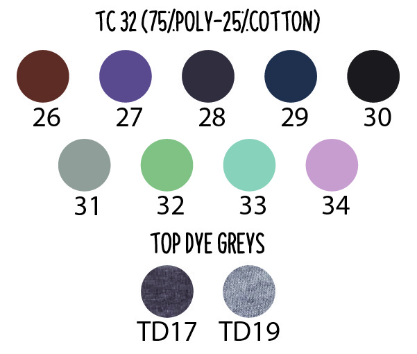 t-shirt-factory-bangkok-color-chart-TC-32-p2